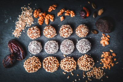 Energy Balls - Energiekugeln - Power Balls