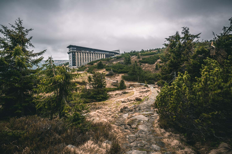 Riesengebirge Elbfallbaude - Hotel Berg